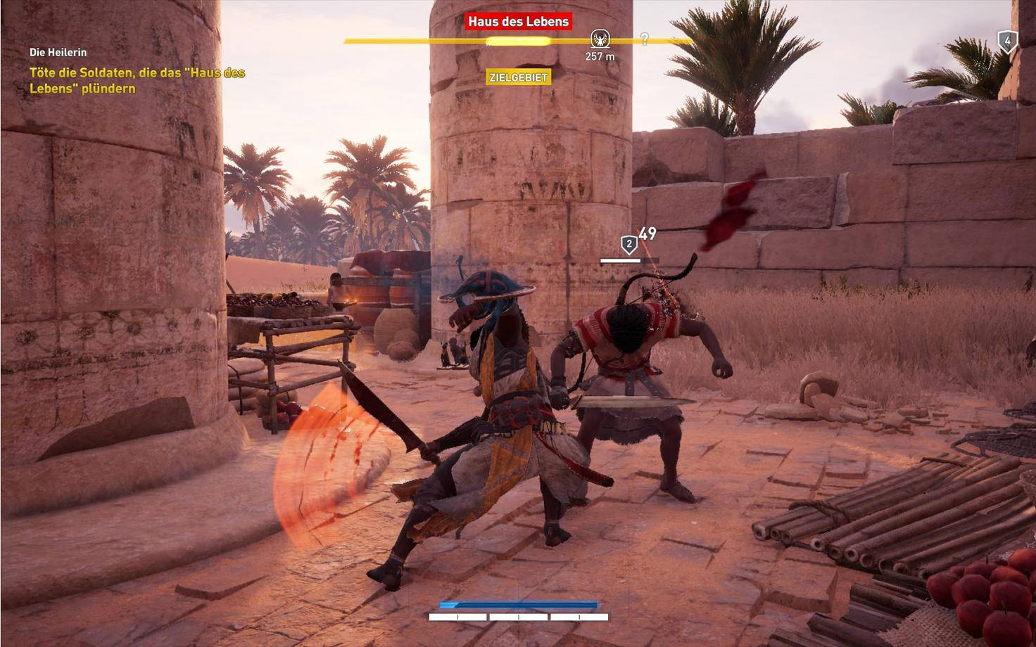 Assassin's Creed: Origins Test