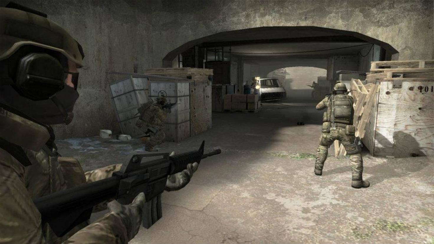"""Wer sein Waffen personalisieren will, muss in """"CS:GO"""" Glück mit Lootboxen haben."""