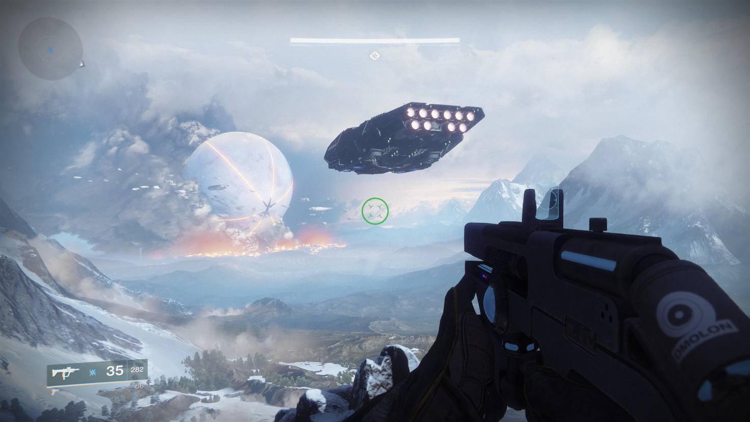 """Vor allem auf dem PC ist die Grafik von """"Destiny 2"""" der Wahnsinn."""