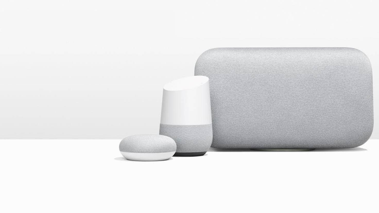 Google Home Mini Max
