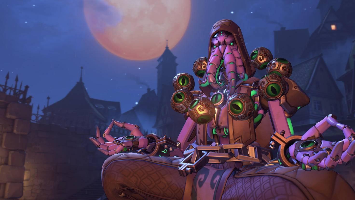 """""""Overwatch"""" feiert Halloween!"""