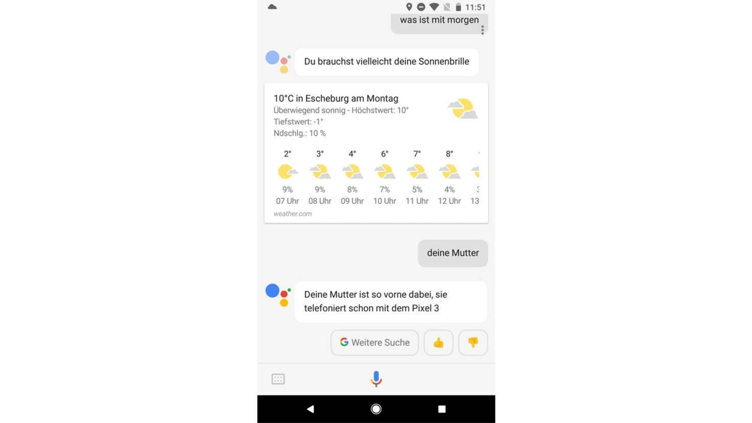Google Pixel 2 Screenshot 1