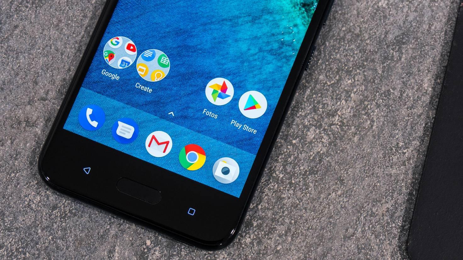 Das HTC U11 Life besitzt ein 5,2-Zoll-Display,