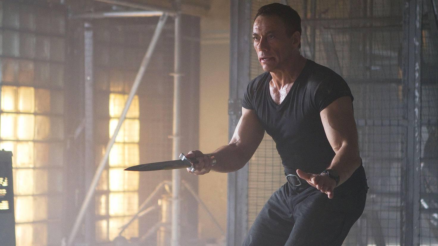 Jean-Claude Van Damme-Expendables 2-Lionsgate Home Entertainment