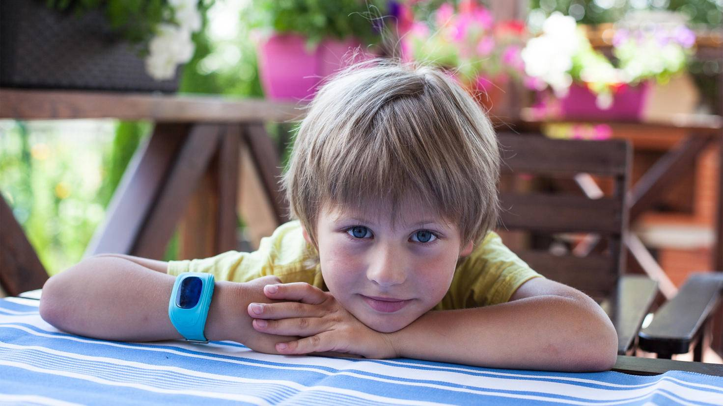 Kinder Smartwatch