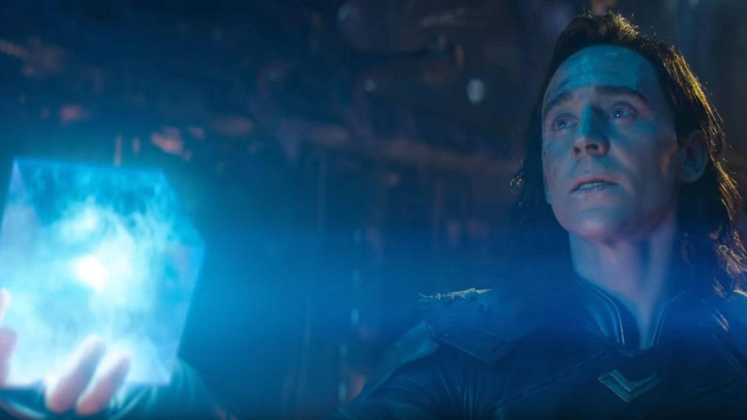 Loki im Avengers Infinity War Trailer