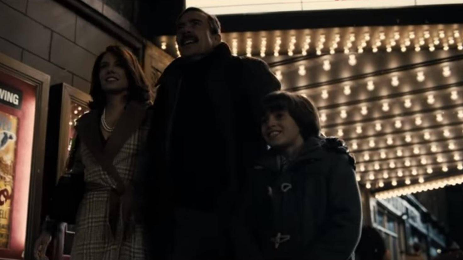 Martha und Thomas Wayne in Batman v Superman