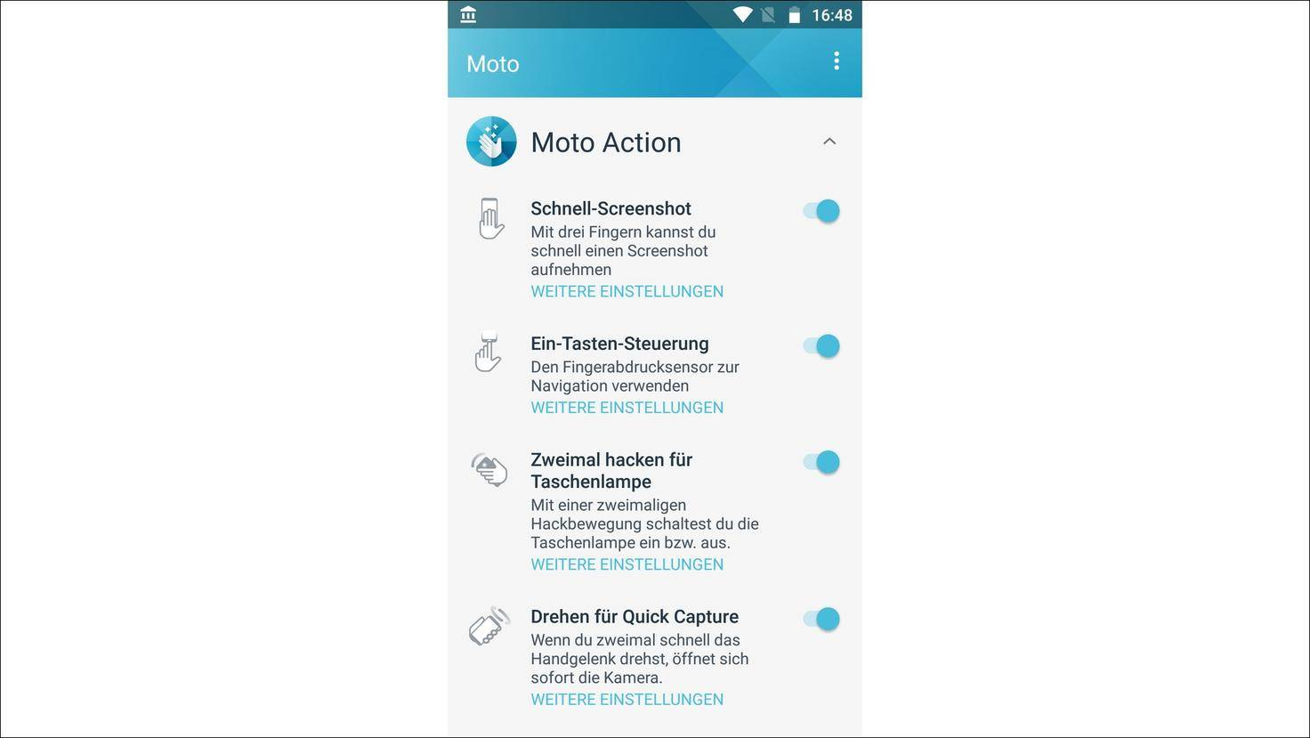 Moto-X4-Moto-Action