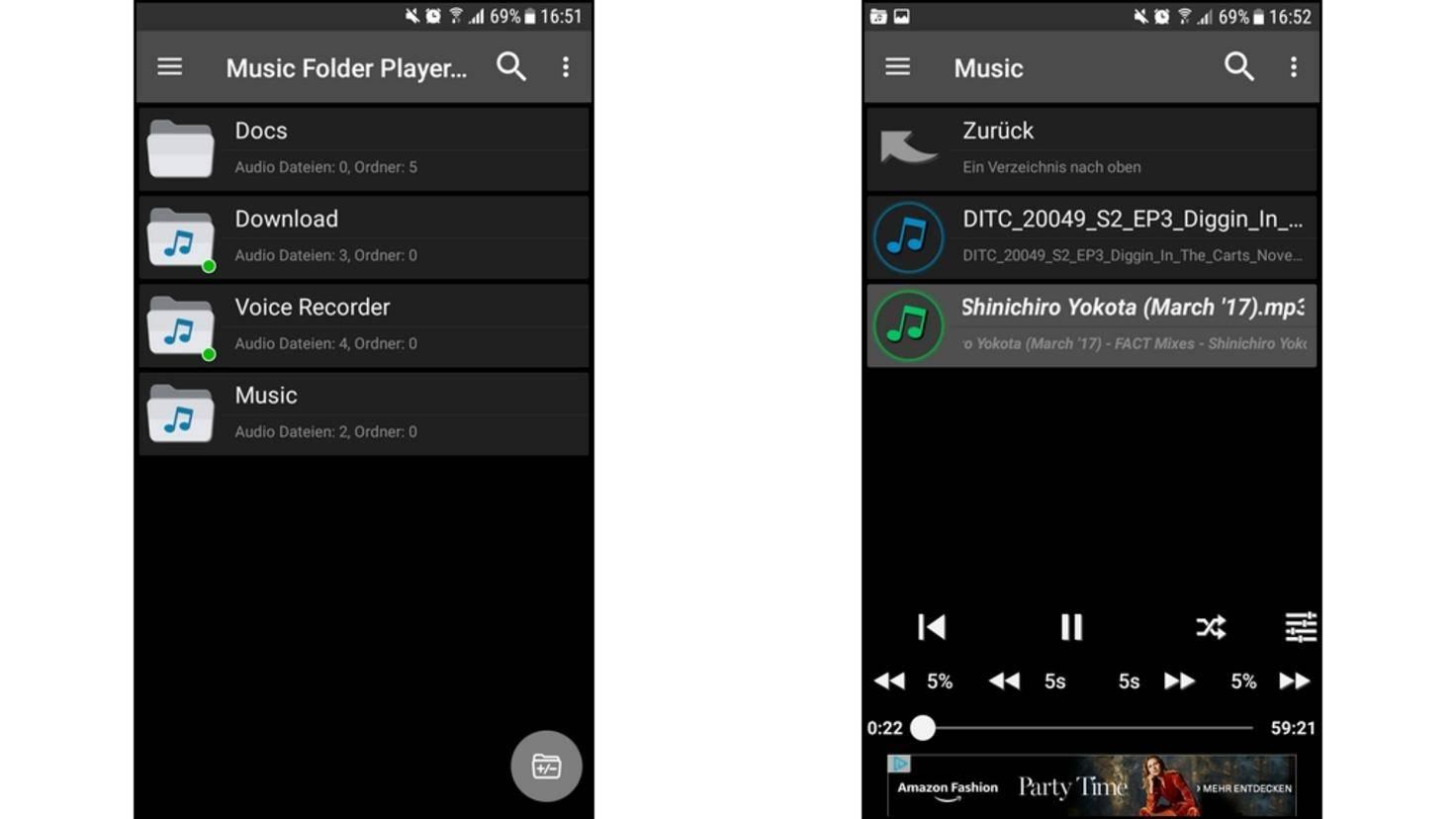 Music-Folder-Player