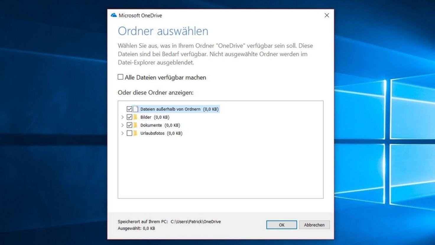 OneDrive-Einstellungen-02