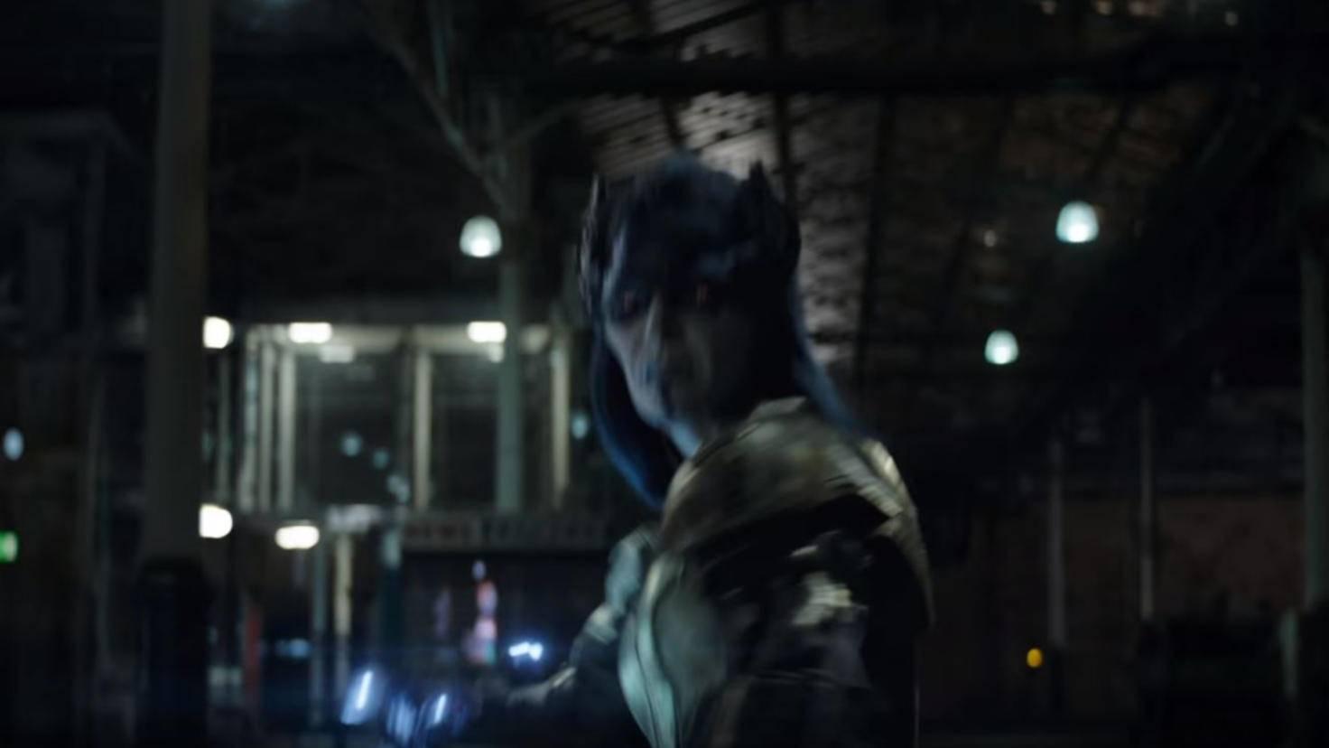 Proxima Midnight im Avengers Infinity War Trailer