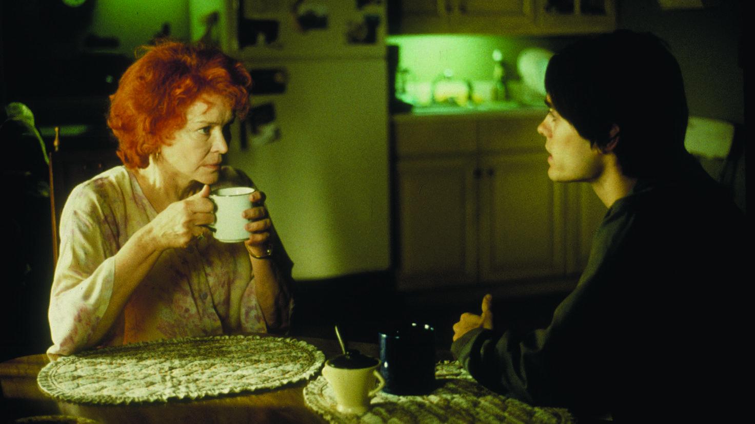 """Drogen lassen Sara (Ellen Burstyn) in """"Requem for a Dream"""" halluzinieren."""