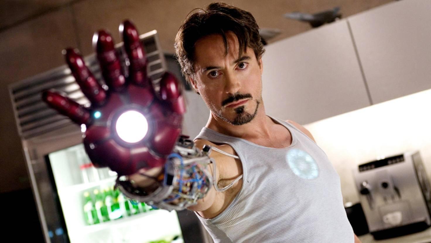 Robert Downey Jr-Iron Man-picture alliance-Everett Collection-93357840