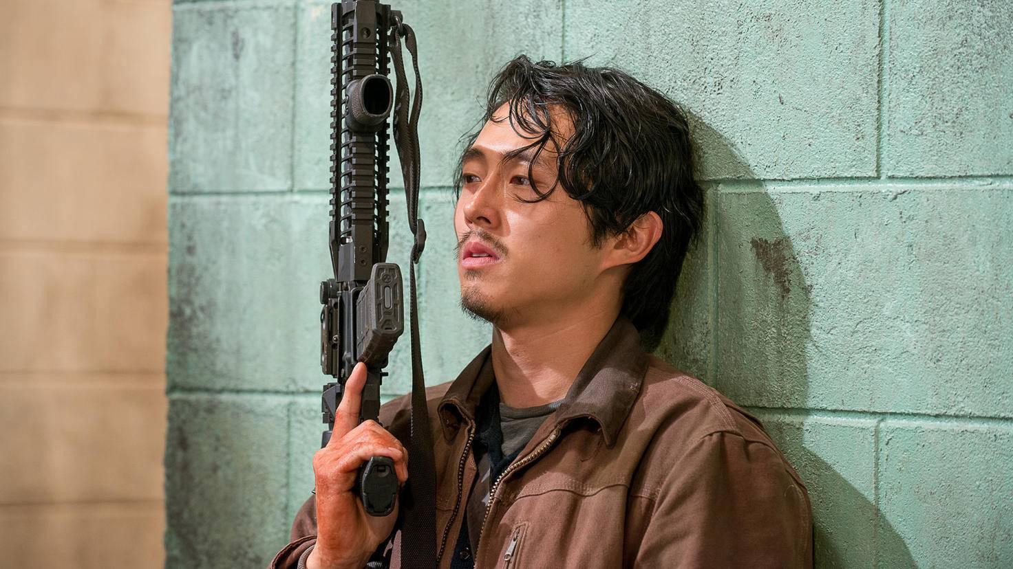 The Walking Dead-Glenn-Staffel 6-Gene Page-AMC