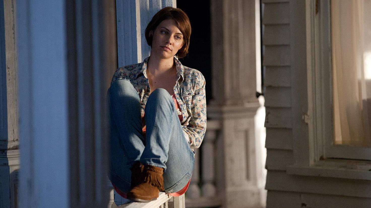 The Walking Dead-Maggie-Staffel 2-AMC