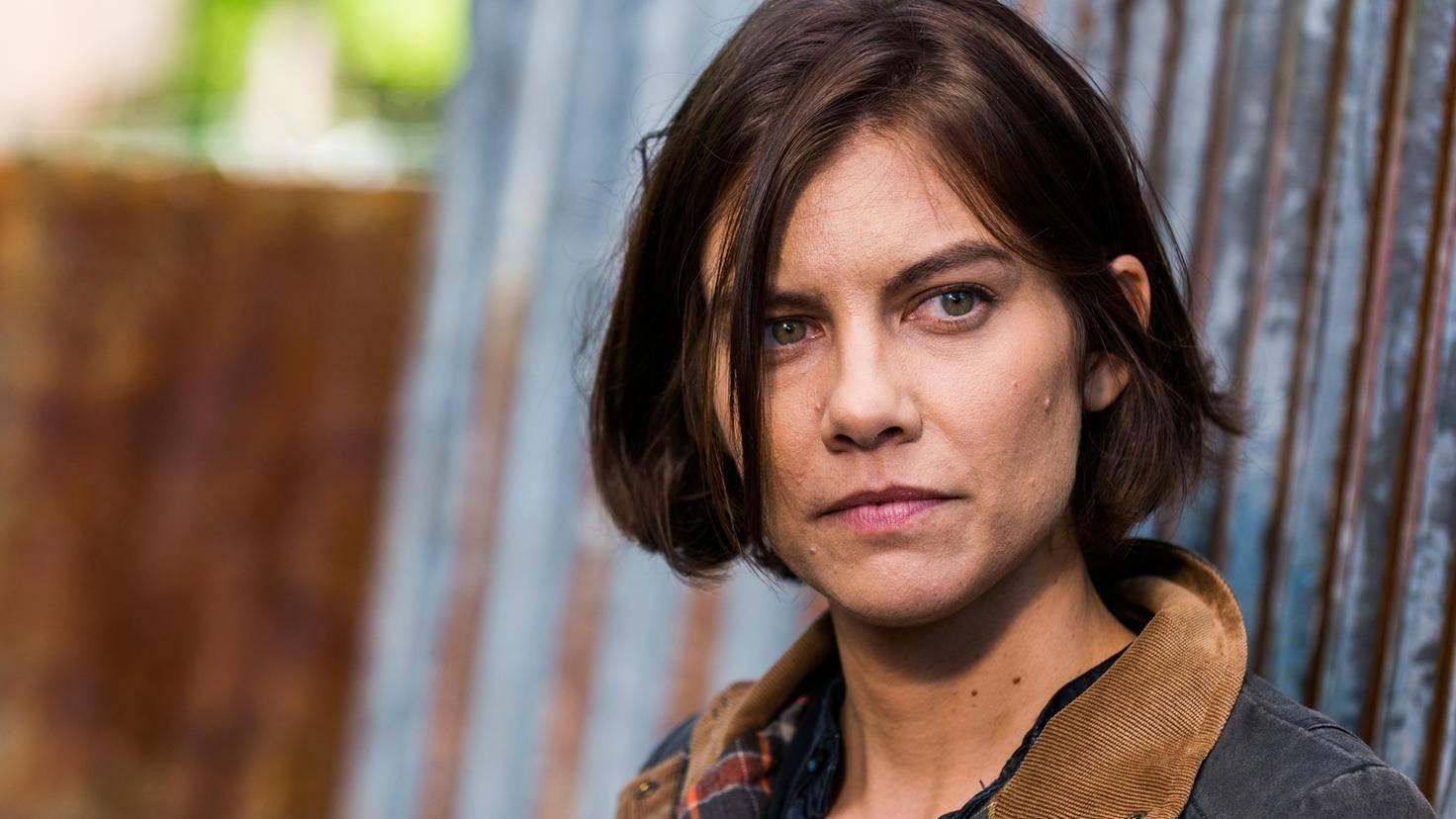 The Walking Dead-Maggie-Staffel 8-Gene Page-AMC
