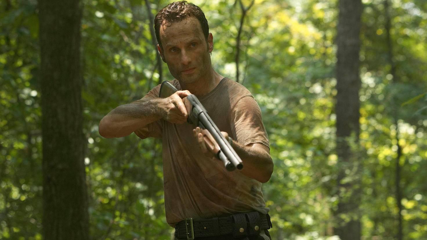 The Walking Dead-Rick-Staffel 1-AMC