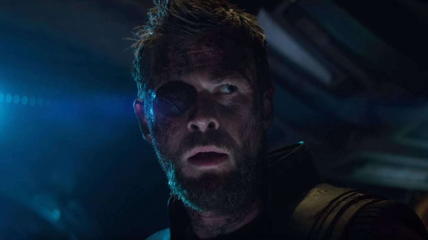 Thor im Avengers Infinity War Trailer YouTube Marvel Entertainment