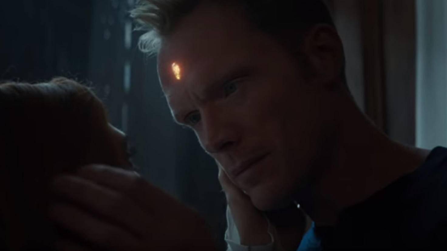 Vision als Mensch im Avengers Infinity War Trailer
