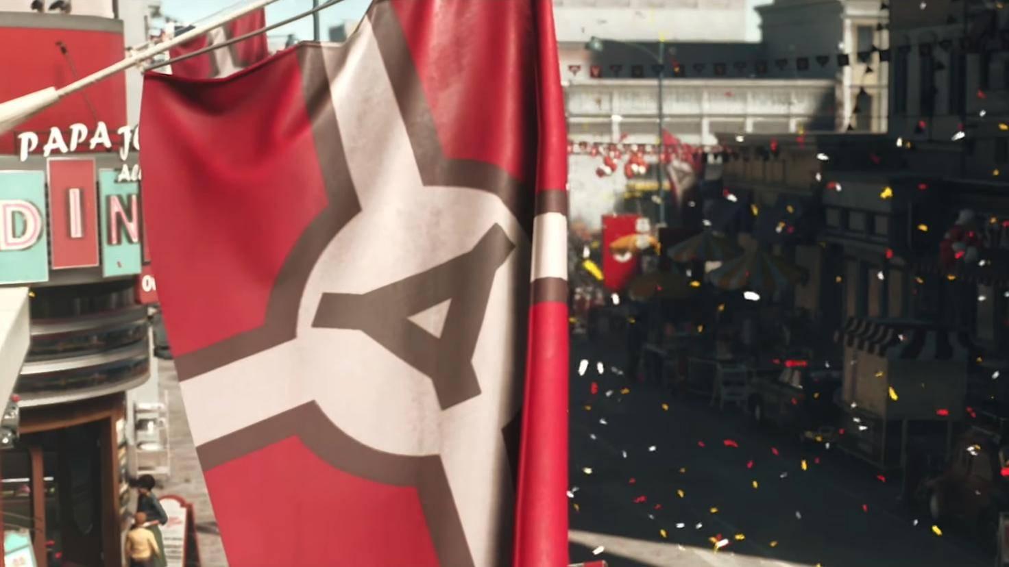 Wolfenstein-2-Regime-Flagge