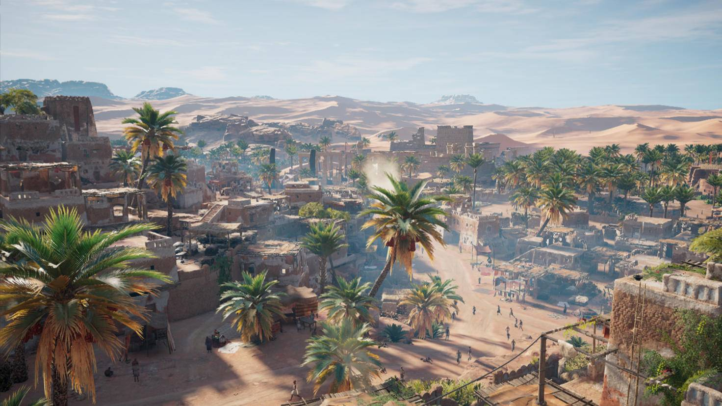 Assassin's Creed: Origins Gold farmen
