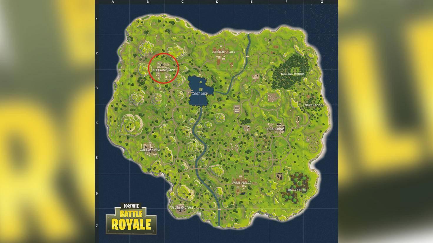 Fortnite Battle Royale Das Sind Die 14 Besten Loot Landeplätze