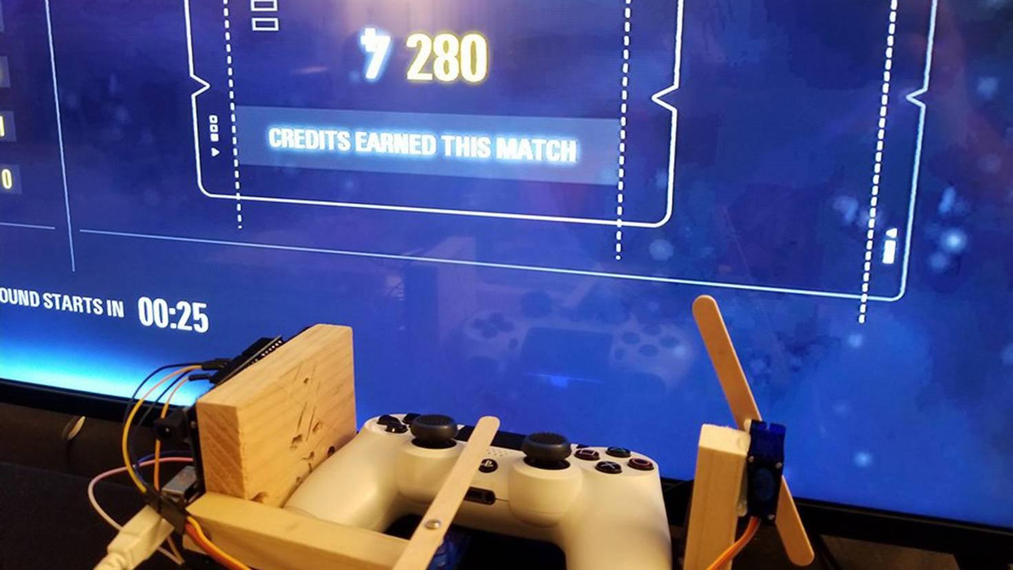 Star Wars: Battlefront 2-Roboter