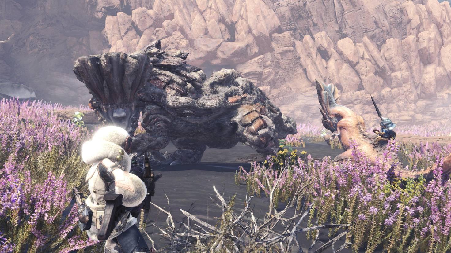 Kämpft Du gegen mehr als ein Monster, ist die automatische Zielerfassung eher störend.
