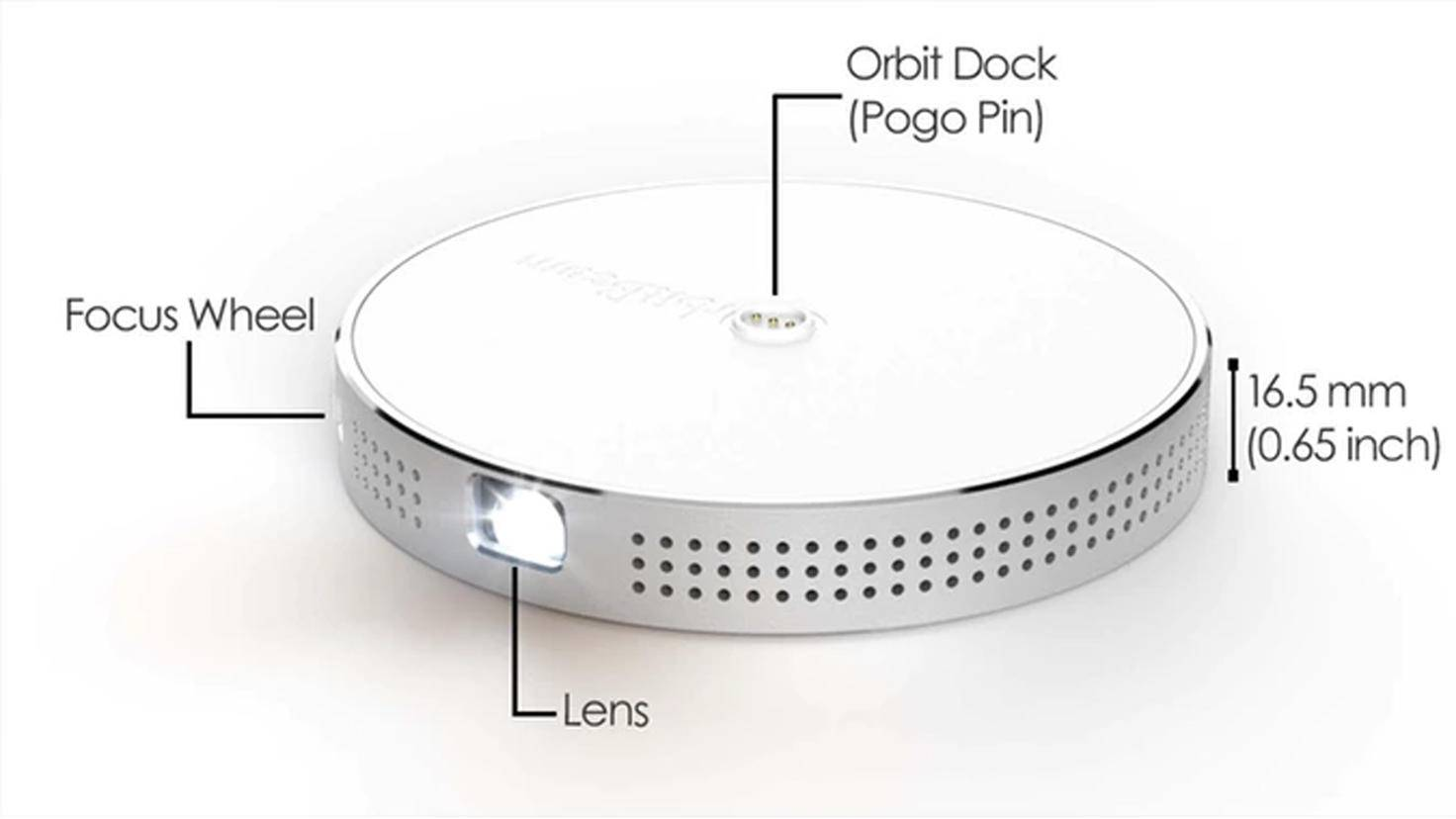 Orbitbeam Kickstarter