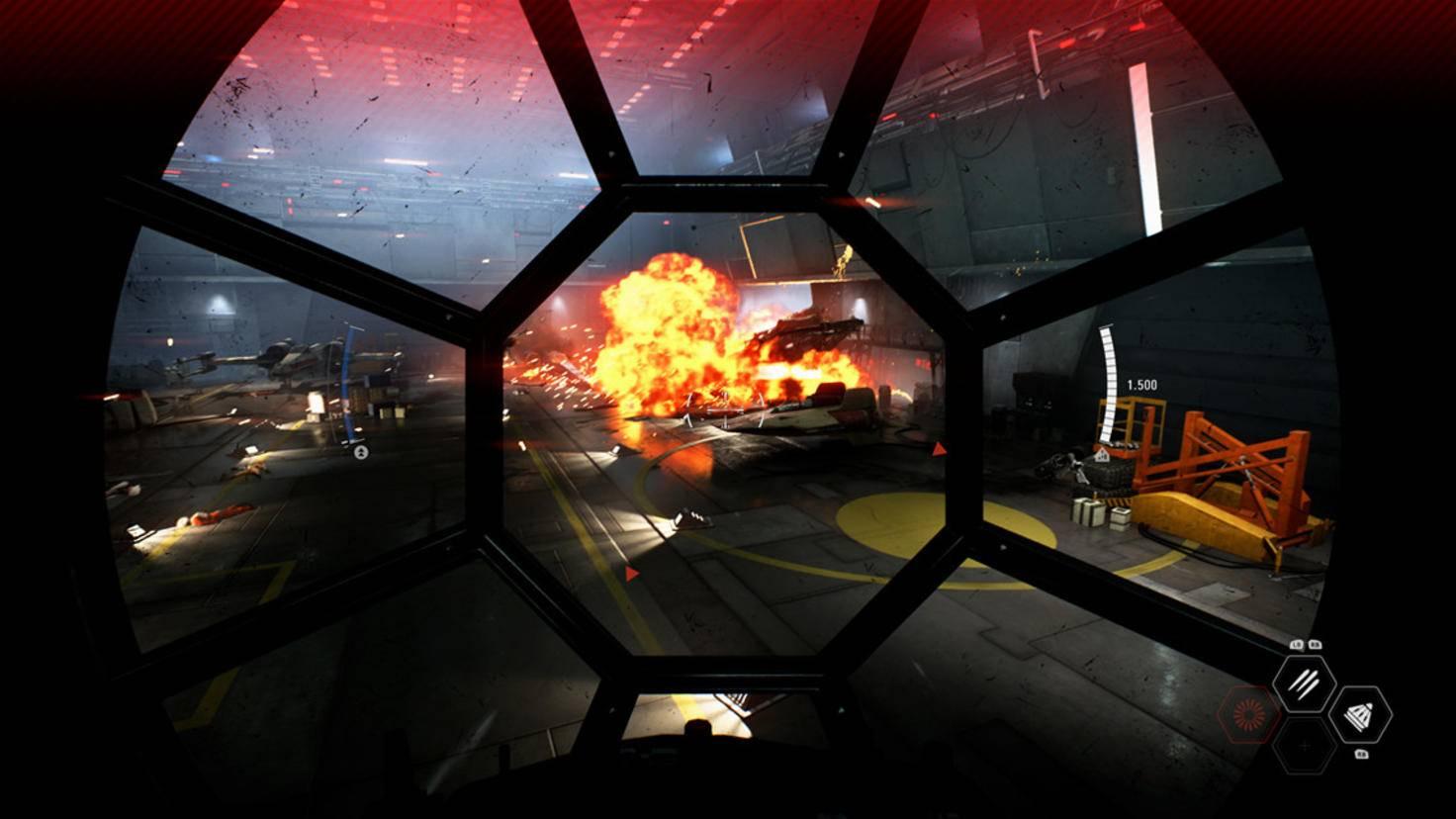 ... und vielen krachenden Explosionen.