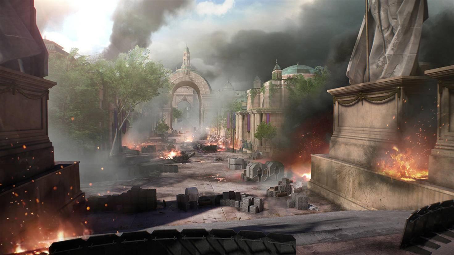 """""""Star Wars: Battlefront 2"""" protzt mit schicker Grafik ..."""