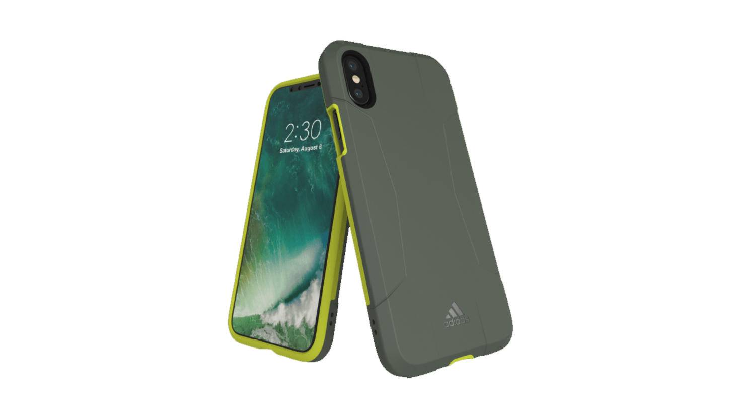 Adidas Performance Solo Case iPhone X