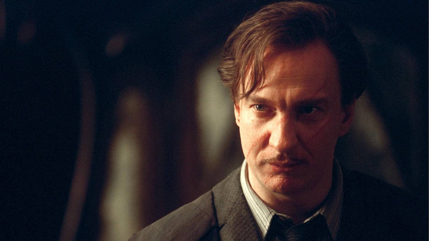 Harry Potter Remus Lupin