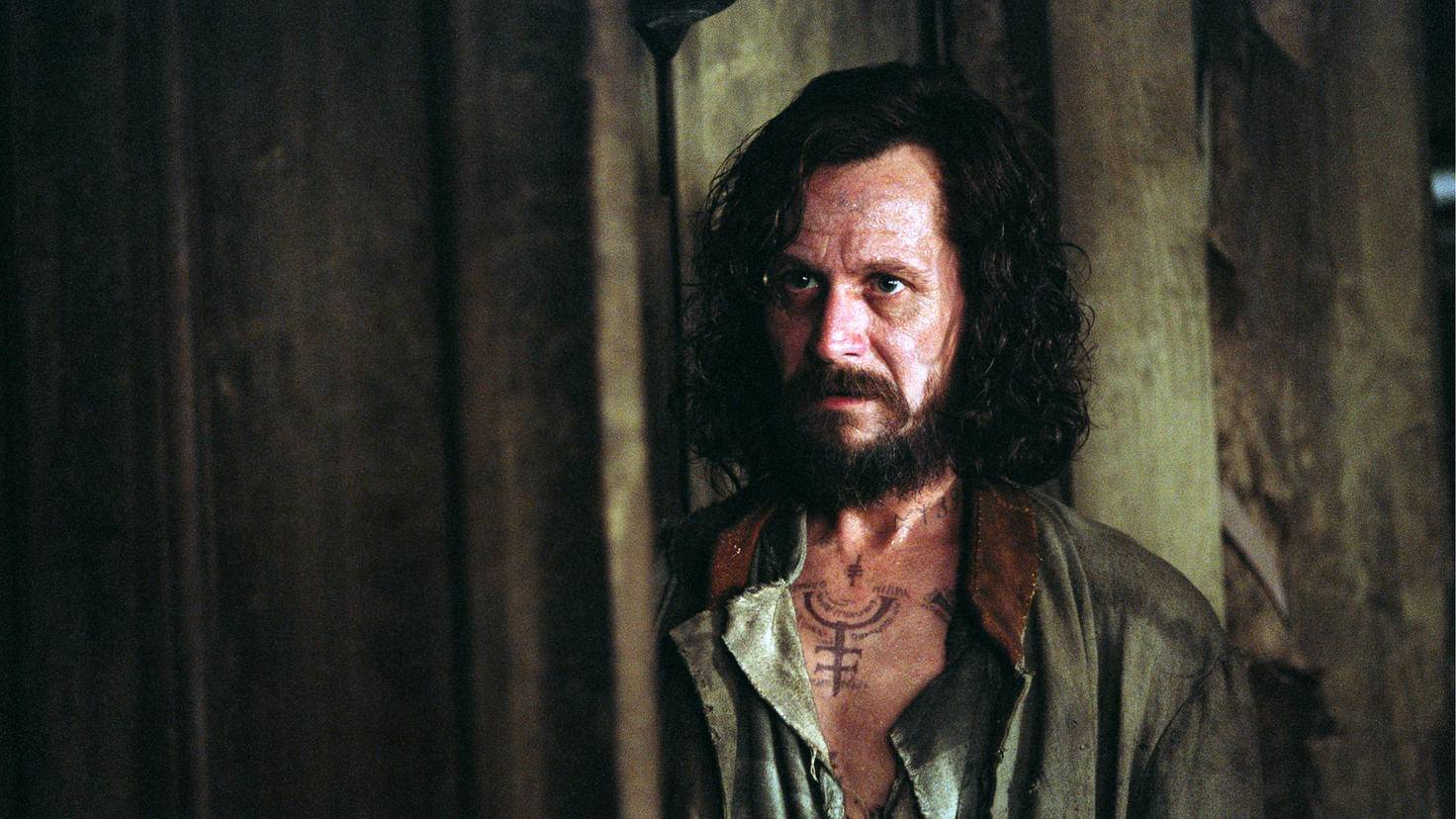 Harry Potter Sirius Black