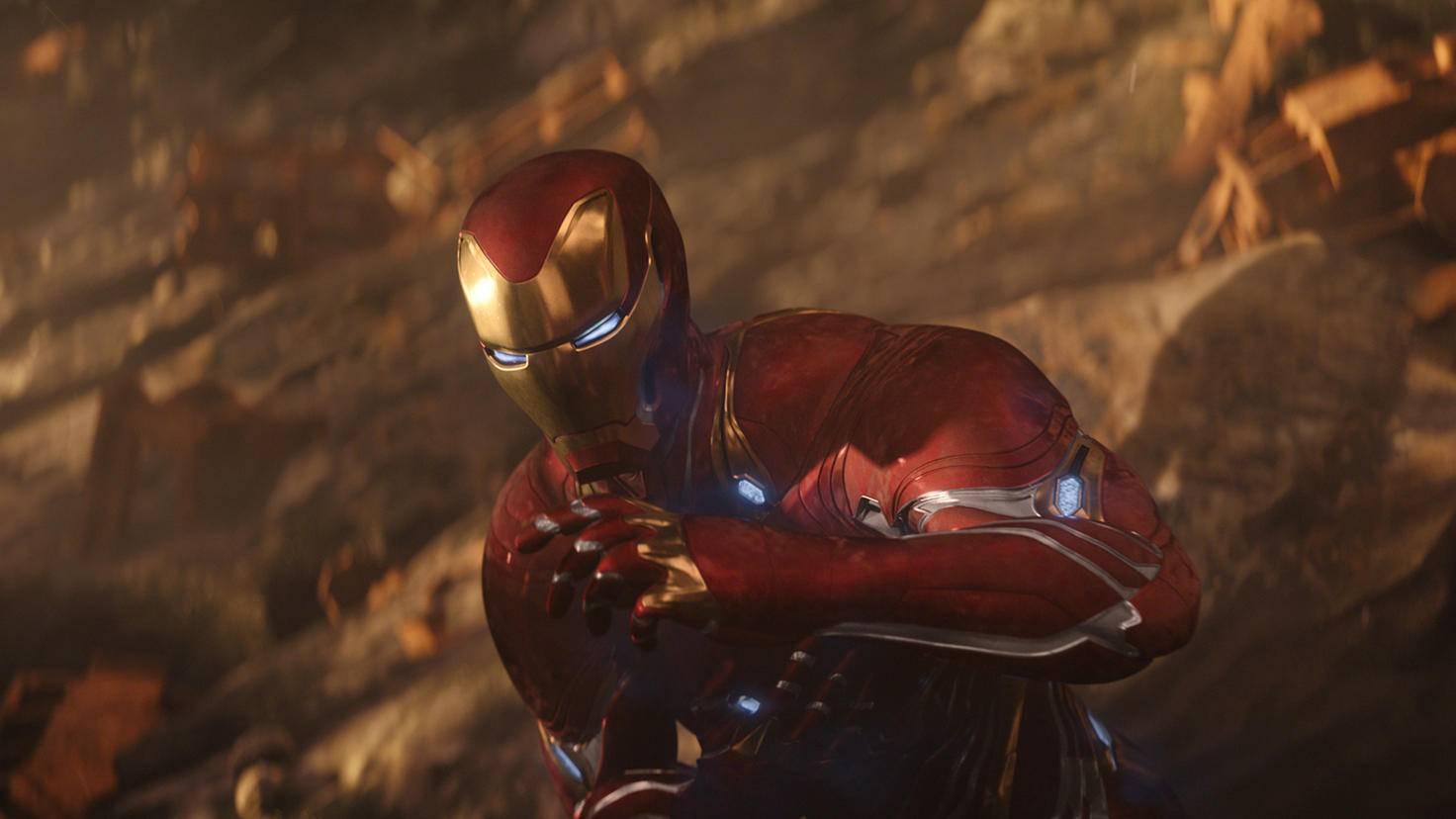 Iron Man in Avengers: Infinity War