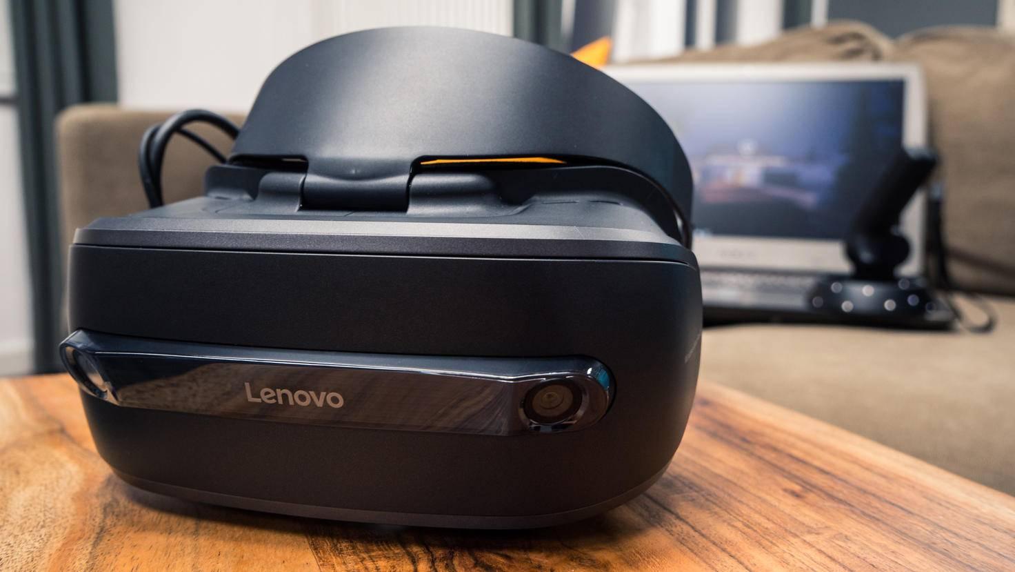 Auch die Lenovo Explorer ist gut verarbeitet.