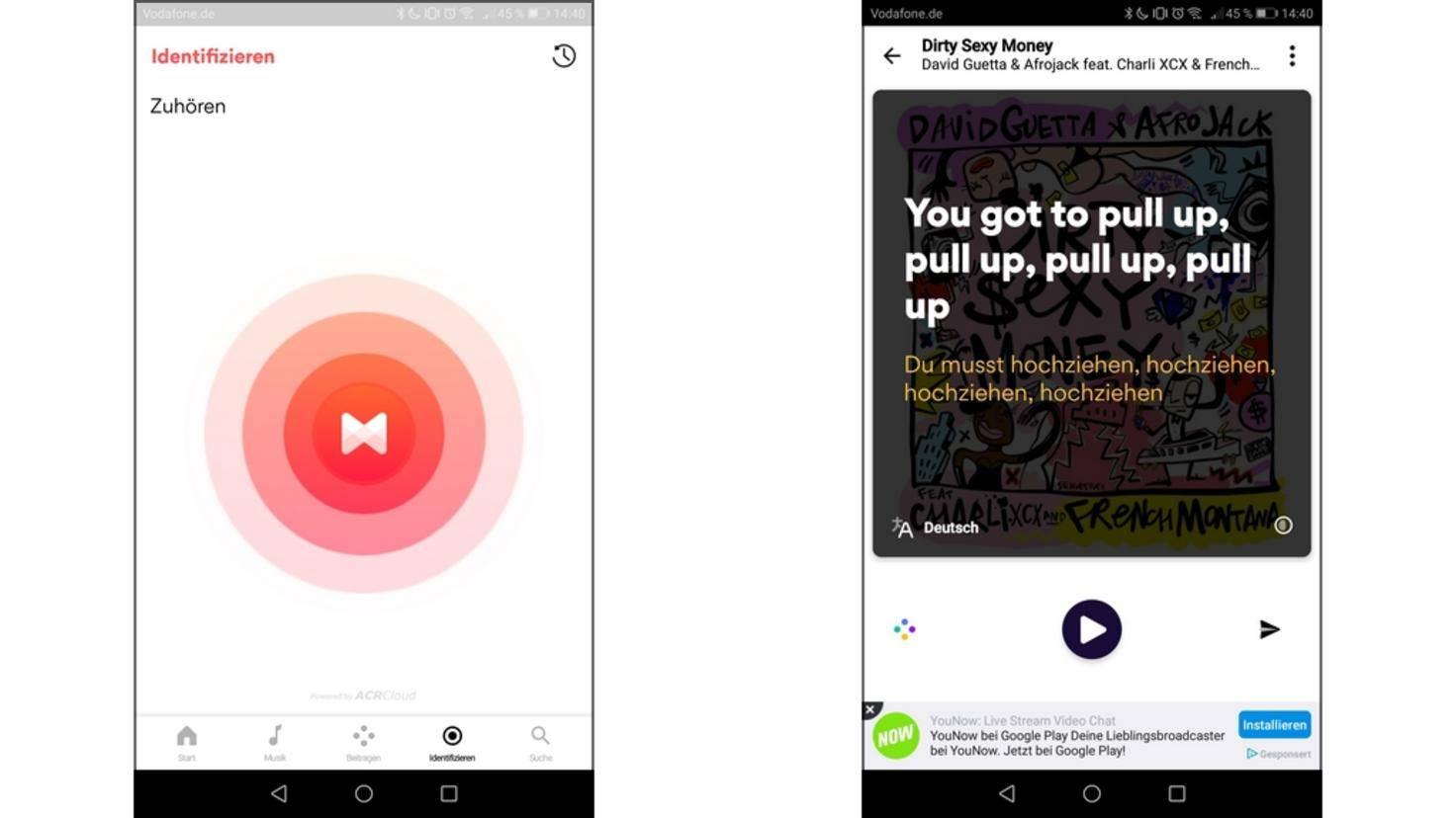 Shazam-Alternative: 5 weitere Programme zur Musikerkennung