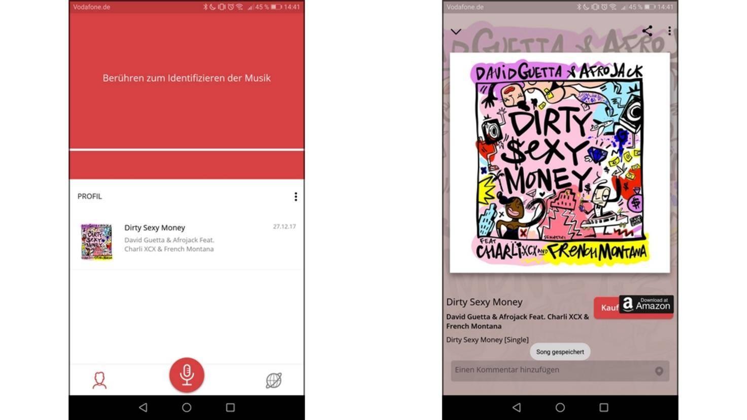 Apps musik im hintergrund