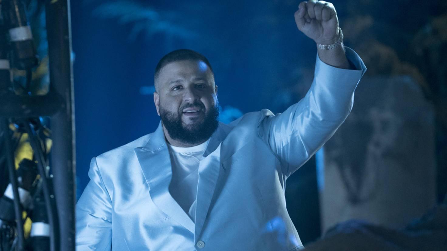 """In """"Pitch Perfect 3"""" mischte DJ Khaled höchst persönlich mit."""