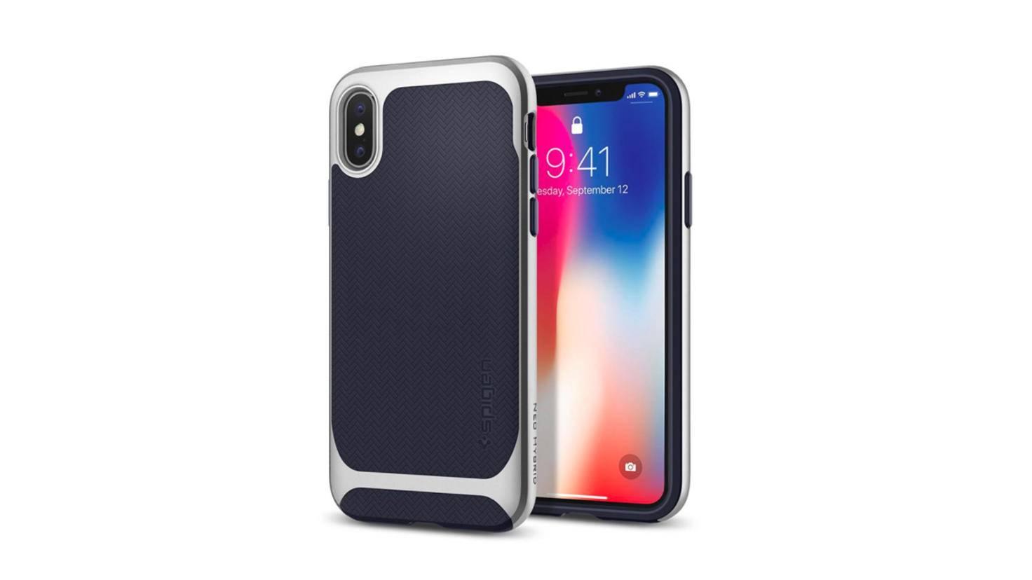 Spigen iPhone X Case Neo Hybrid