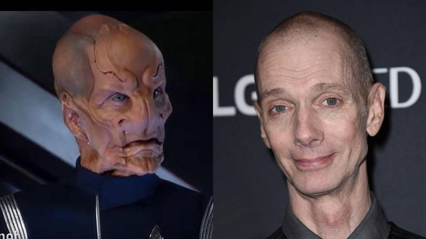 Star Trek Discovery-Lt Saru-Doug Jones-YouTube-CNET-Doug Jones-picture alliance-Everett Collection-95714071