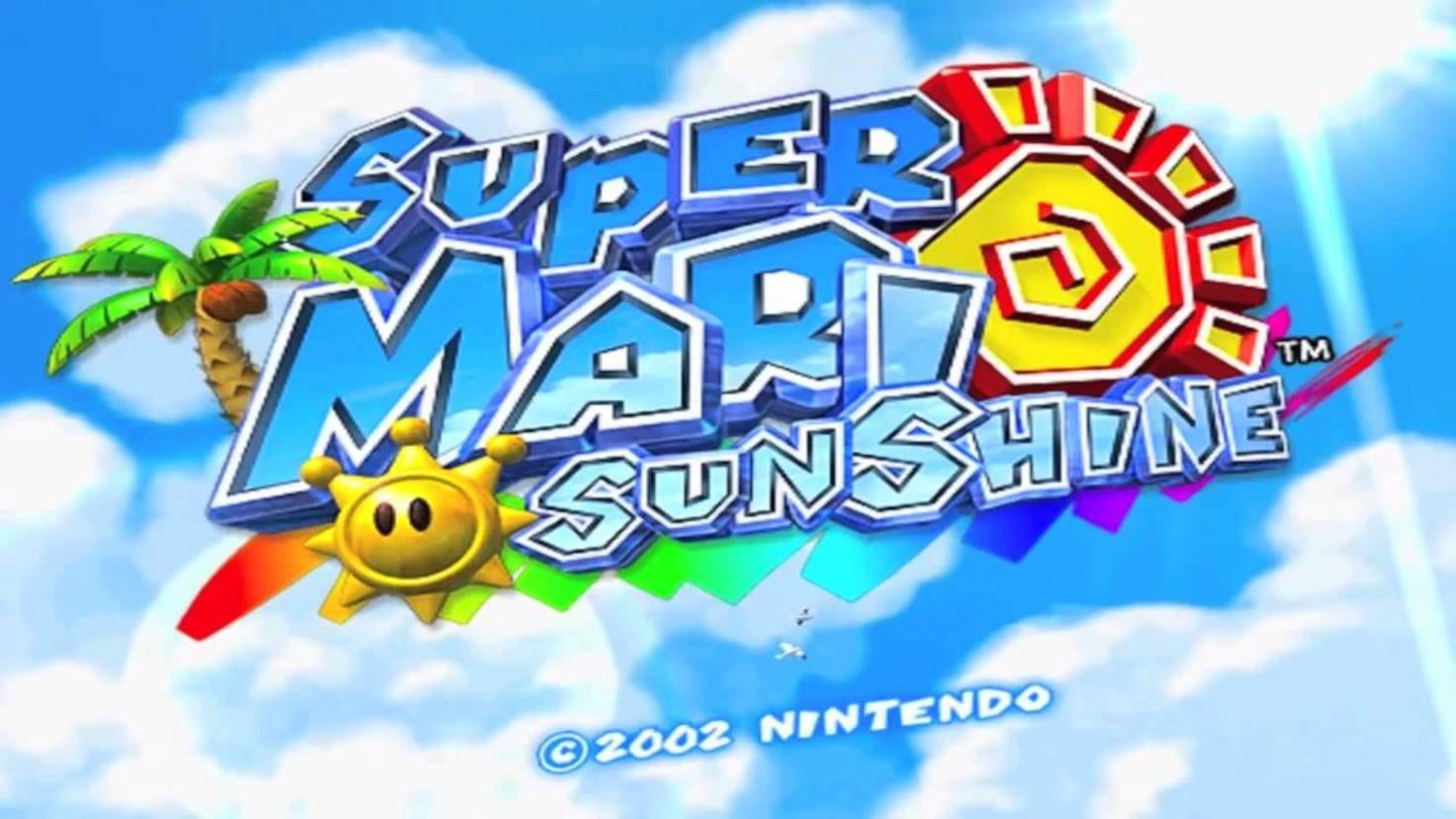 Super-Mario-Sunshine
