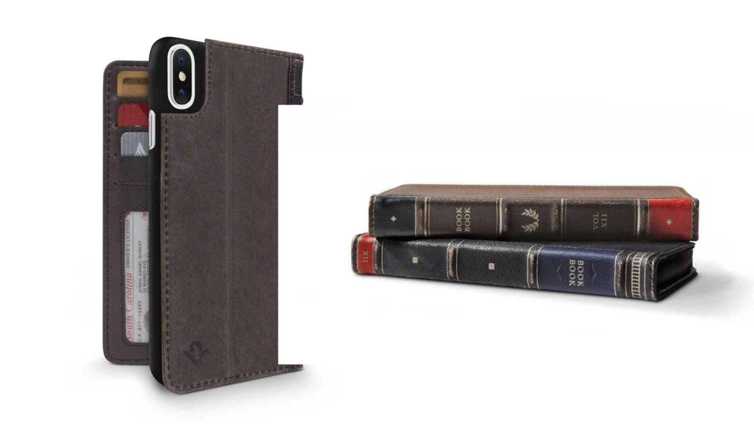 Twelve South BookBook iPhone X