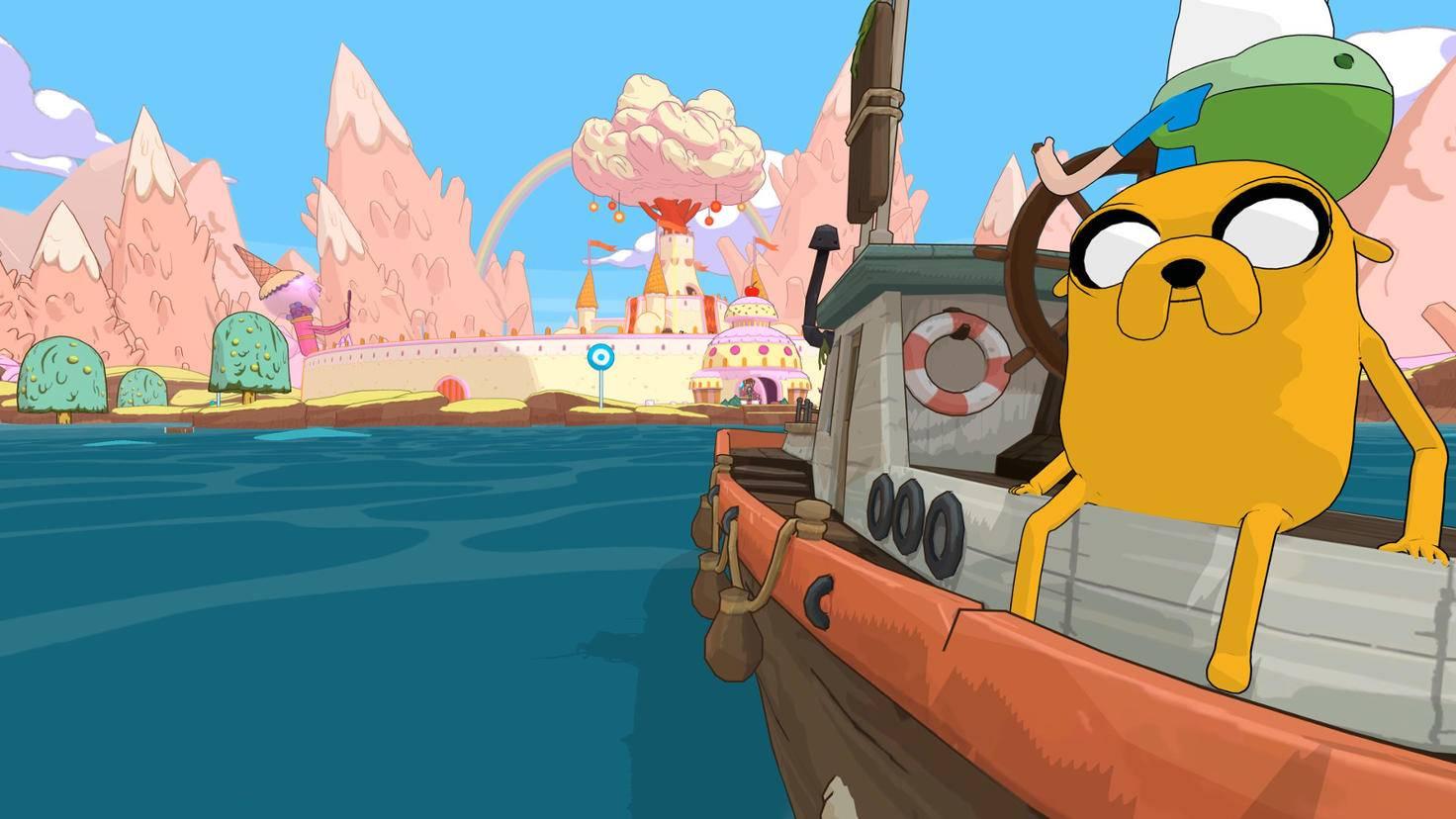 """Adventure Time: Pirates of the Enchiridion""-Screenshot"
