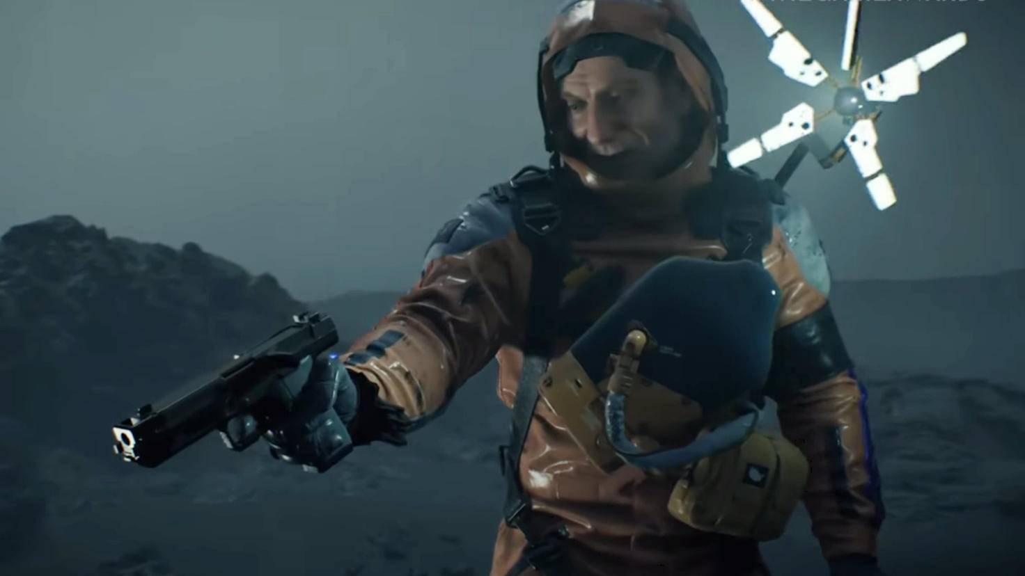 """Bringt die E3 eine schlüssige Erklärung für das verrückte """"Death Stranding""""? Vermutlich nicht ..."""