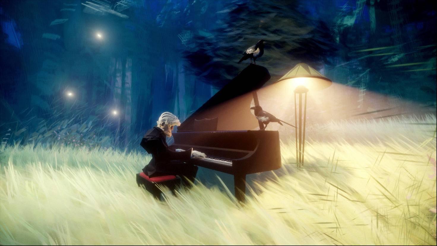 ... bis hin zur Musik.