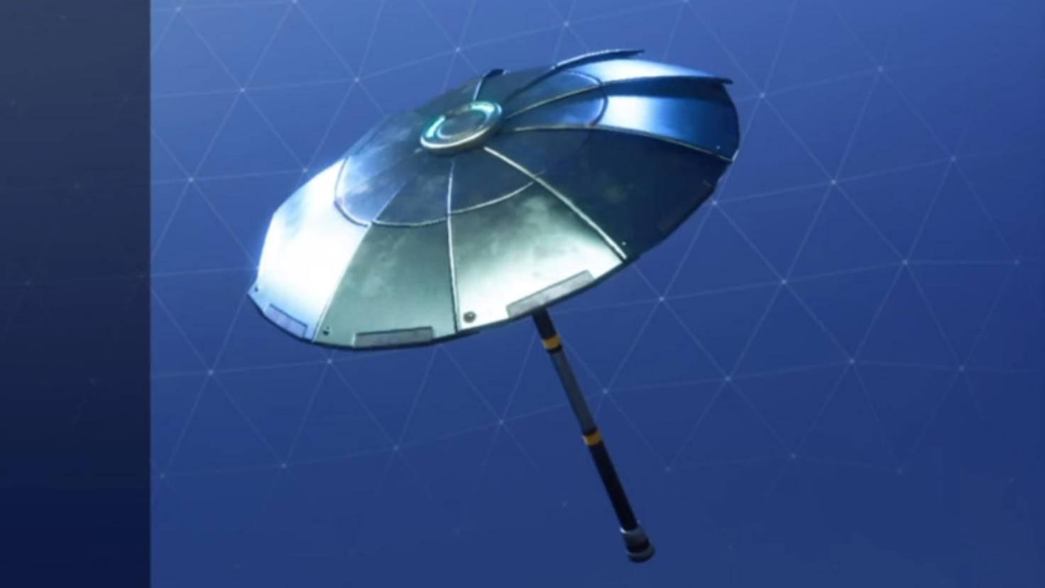 ... aber der schwarze Schirm ist ein guter Ersatz, für den nur ein Sieg notwendig ist.