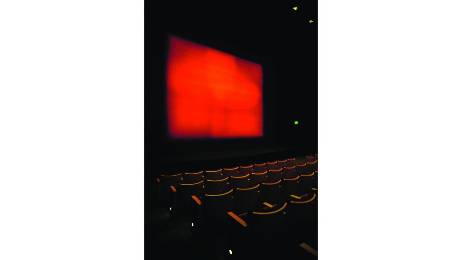 Kinosaal: Etwas mehr als Heimkino: Filmvorführungen für Pixar-Mitarbeiter.