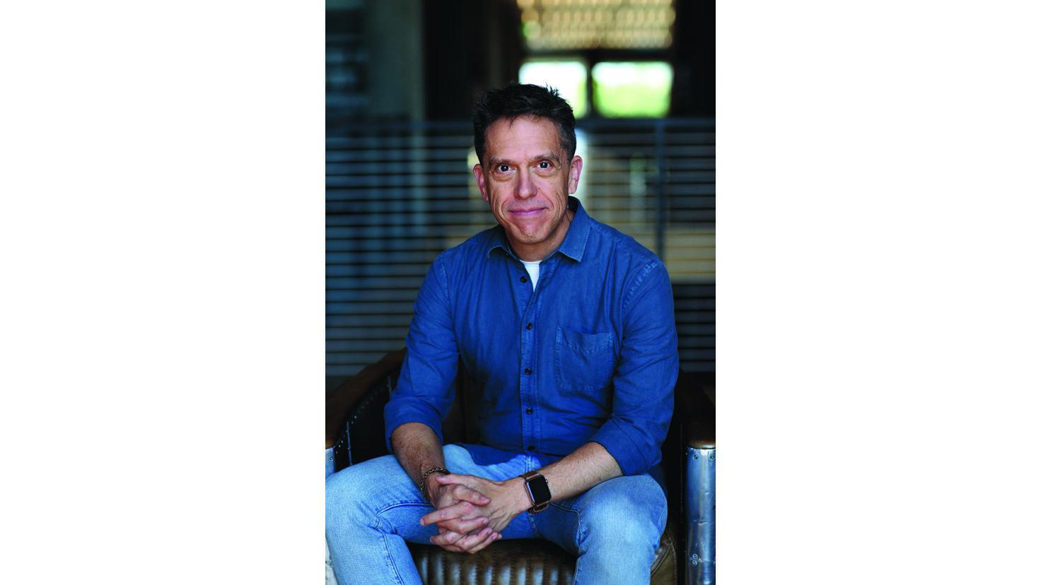 """Multitalent: Lee Unkrich ist Vizepräsident für Redaktion und Gestaltung bei Pixar. Er führt Regie beim Film """"Coco""""."""