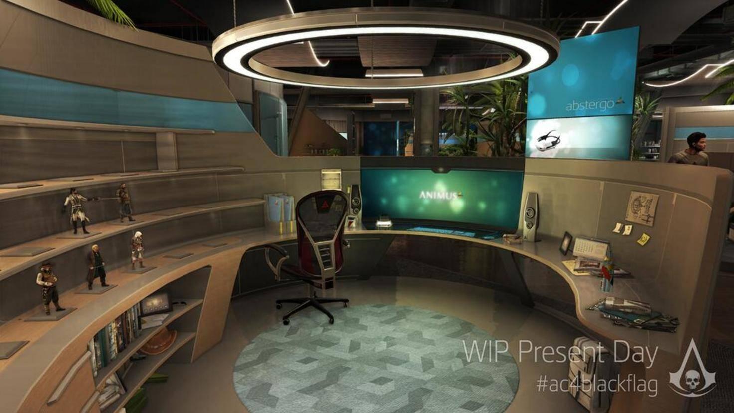 Abstergo-Ubisoft